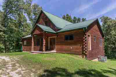 Benton County, Henry County, Hickory County, Saint Clair County Single Family Home For Sale: 16129 Walnut Grove Rd