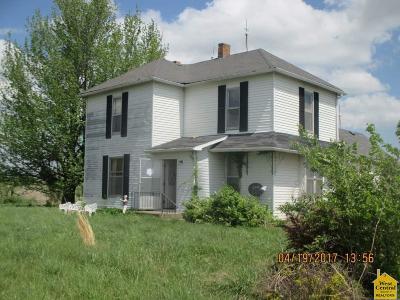 Knob Noster Single Family Home Sale Pending/Backups: 565 NE Mm Hwy