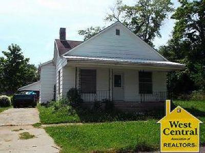 Sedalia Single Family Home For Sale: 1320 E 5th