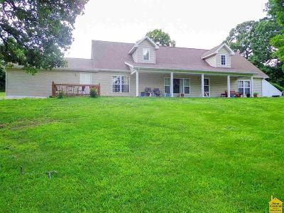 Single Family Home For Sale: 6166 Jaybird Road