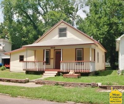 Sedalia Single Family Home For Sale: 925 E 10th