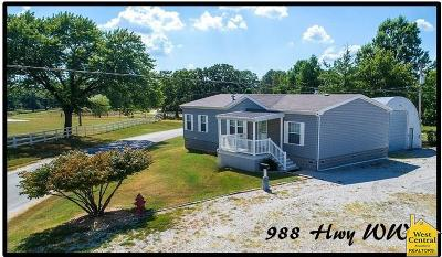 Osceola Single Family Home For Sale: 9 8 8 Ww Hwy