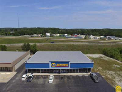 Warsaw Commercial For Sale: 1850 Commercial St