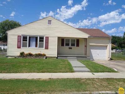 Sedalia MO Single Family Home For Sale: $75,000