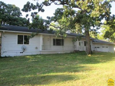 Benton County Single Family Home Sale Pending/Backups: 818 E Walnut