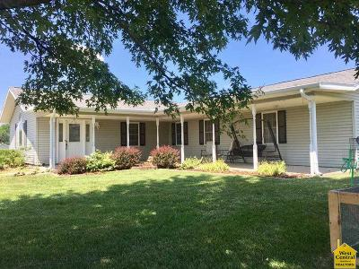 Knob Noster Single Family Home For Sale: 1039 SE 475