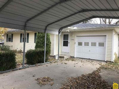 Sedalia MO Single Family Home For Sale: $83,900