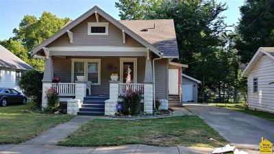 Clinton Single Family Home For Sale: 114 E Wilson