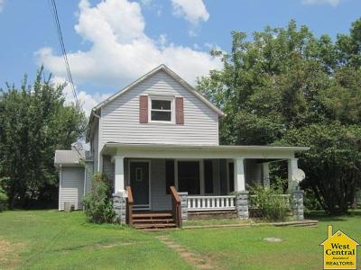 Clinton Single Family Home For Sale: 317 W Clinton