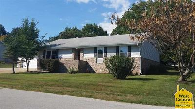 Warsaw Single Family Home For Sale: 850 Circle Drive