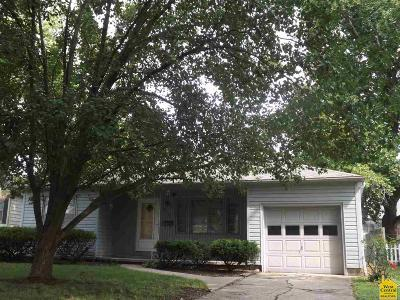 Sedalia MO Single Family Home Sale Pending/Backups: $79,500