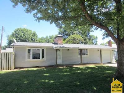 Windsor Single Family Home For Sale: 204 Olive