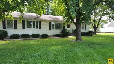 Montrose Single Family Home Sale Pending/Backups: 707 Missouri Ave