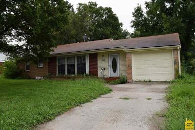 Sedalia MO Single Family Home For Sale: $69,000
