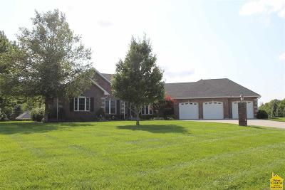 Sedalia Single Family Home For Sale: 2290 W Country Club Dr