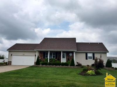 Lincoln Single Family Home Sale Pending/Backups: 271 Camille Drive