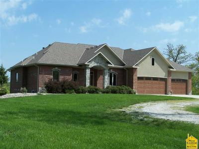 Warsaw Single Family Home For Sale: 19877 Cedar Gate Dr