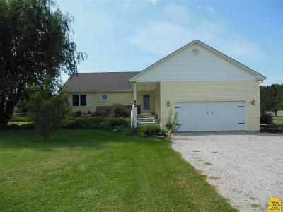 Clinton MO Single Family Home For Sale: $188,900