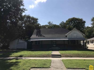 Sedalia MO Single Family Home For Sale: $51,480