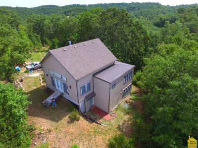 Single Family Home For Sale: 1400 - Central Ozarks Rd. (Version #1 Res)