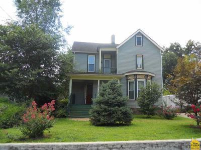 Clinton Single Family Home For Sale: 522 E Jefferson