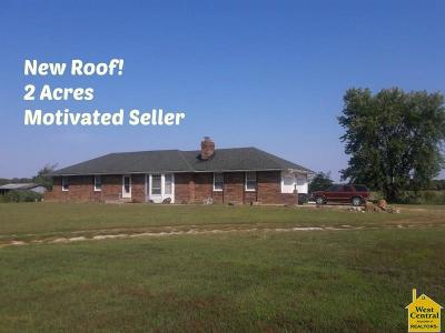 Deepwater Single Family Home For Sale: 1115 SE Hwy Z