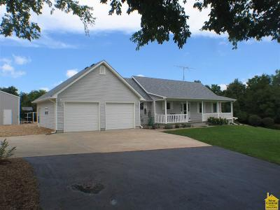 Benton County Single Family Home For Sale: 14865 Dawson Rd