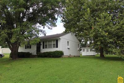 Windsor Single Family Home For Sale: 515 Poplar