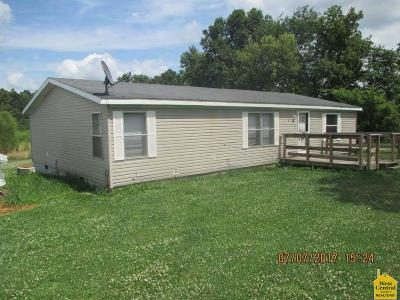 Warrensburg MO Manufactured Home For Sale: $54,900