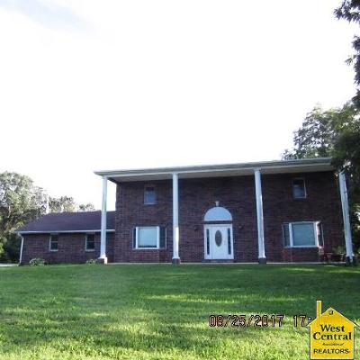 Sedalia Single Family Home Sale Pending/Backups: 25368 Bothwell Park Rd