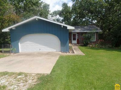 Deepwater Single Family Home For Sale: 1003 SE Hwy Zz