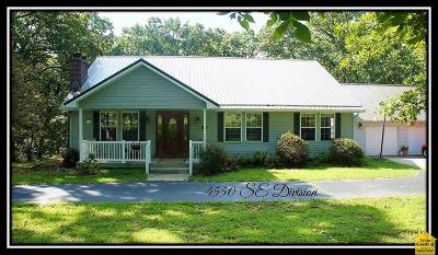 Osceola Single Family Home For Sale: 4550 SE Division