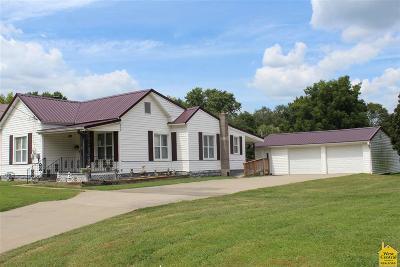 Clinton Single Family Home Sale Pending/Backups: 717 E Green