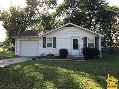 Sedalia MO Single Family Home For Sale: $57,500
