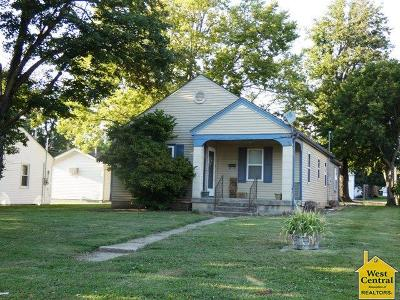 Appleton City Single Family Home Sale Pending/Backups: 309 W 5th St.