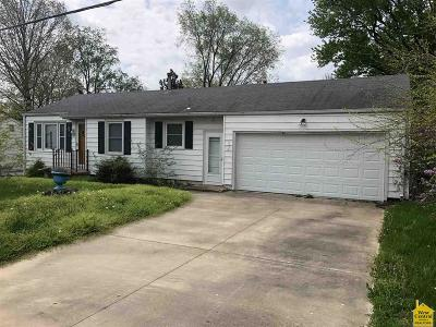 Windsor Single Family Home Sale Pending/Backups: 703 E Colorado St