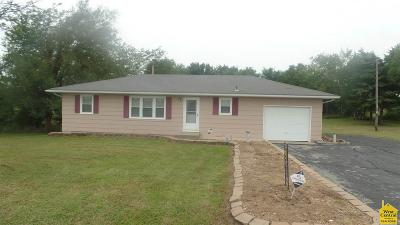 Benton County Single Family Home For Sale: 901 E Main St