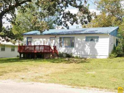 Benton County Single Family Home For Sale: 732 E Main Street