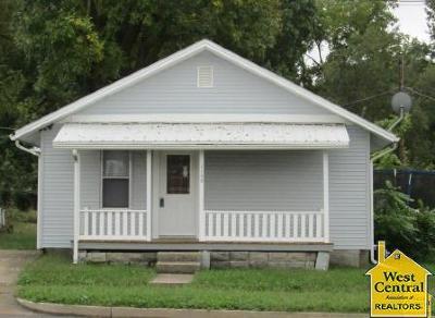 Sedalia Single Family Home For Sale: 1109 W Main