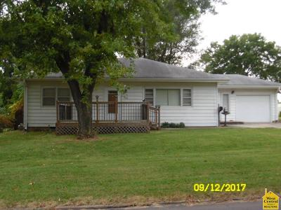 Clinton Single Family Home Sale Pending/Backups: 609 S Main