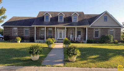 Henry County Single Family Home Sale Pending/Backups: 1906 Epicurean Dr