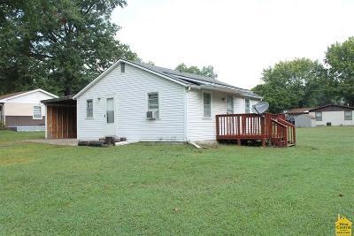 Sedalia Single Family Home For Sale: 2111 E 10th