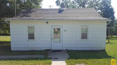 Otterville Single Family Home For Sale: 500 Poplar