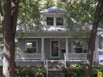 Sedalia Single Family Home Sale Pending/Backups: 1404 S Carr