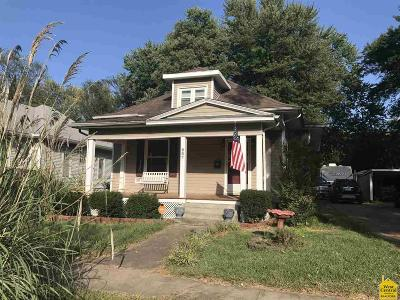Sedalia MO Single Family Home Sale Pending/Backups: $80,000