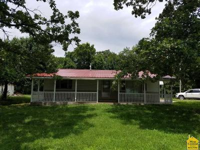 Single Family Home Sale Pending/Backups: 27581 Hwy 7