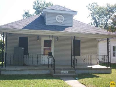 Sedalia Single Family Home For Sale: 1403 S Sneed