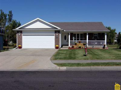 Sedalia Single Family Home Sale Pending/Backups: 3410 W 32nd St