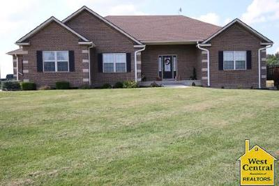 Sedalia Single Family Home For Sale: 31425 Muschaney Road