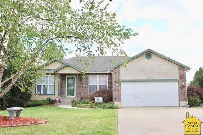 Warrensburg Single Family Home Sale Pending/Backups: 1004 Fox Run Ct.
